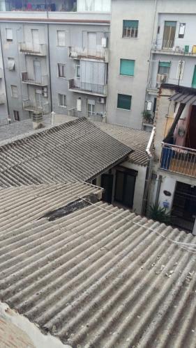 Cosenza interno condominio via Molinella