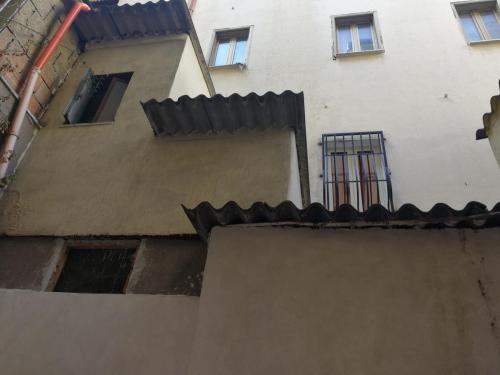 Cosenza interno condominio via Galliano