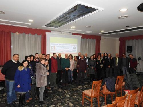 Foto partecipanti assemblea ONA Cosenza 22.02.2019
